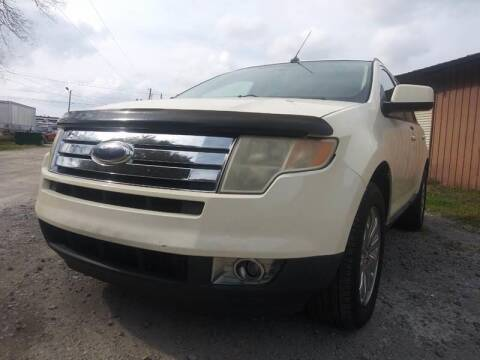 2007 Ford Edge for sale at Best Buy Auto in Mobile AL