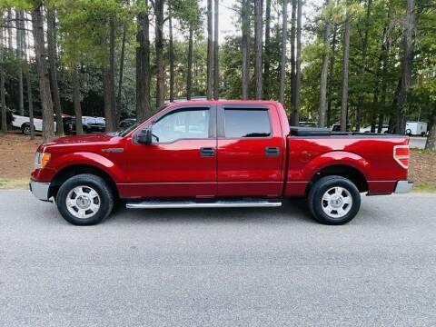 2013 Ford F-150 for sale at H&C Auto in Oilville VA