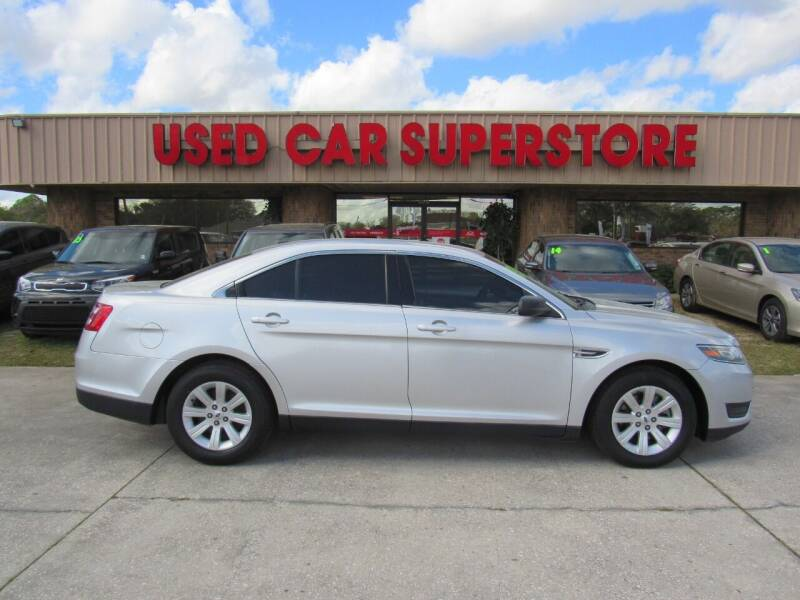 2013 Ford Taurus for sale at Checkered Flag Auto Sales NORTH in Lakeland FL