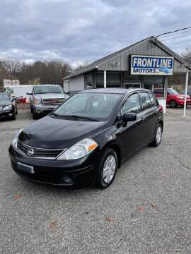 2011 Nissan Versa for sale at Frontline Motors Inc in Chicopee MA