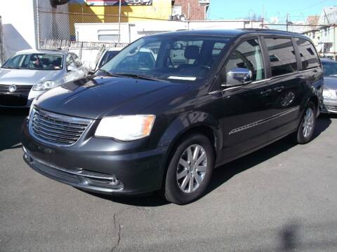 2012 Chrysler Town and Country for sale at Topchev Auto Sales in Elizabeth NJ