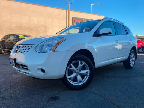 2009 Nissan Rogue for sale at Cars 2 Go in Clovis CA