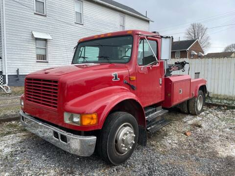 1996 International 4700 for sale at Trocci's Auto Sales in West Pittsburg PA