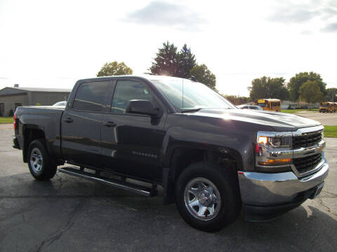 2016 Chevrolet Silverado 1500 for sale at USED CAR FACTORY in Janesville WI