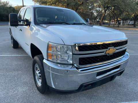 2014 Chevrolet Silverado 2500HD for sale at PRESTIGE AUTOPLEX LLC in Austin TX
