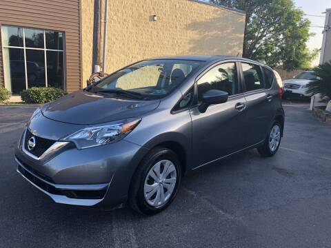 2019 Nissan Versa Note for sale at Saipan Auto Sales in Houston TX
