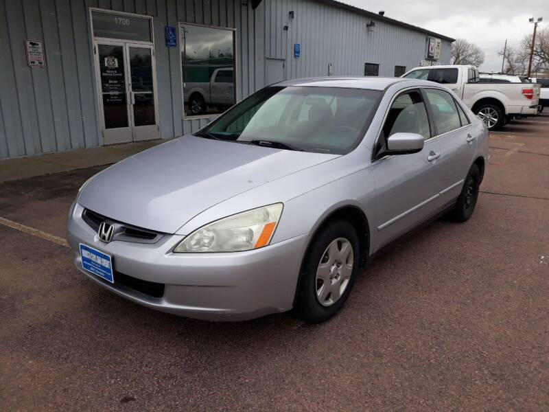 2005 Honda Accord for sale at Dakota Cars and Credit LLC in Sioux Falls SD