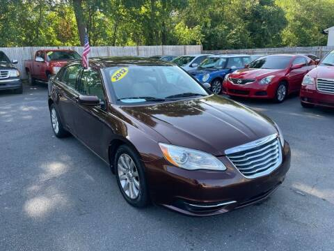 2012 Chrysler 200 for sale at Auto Revolution in Charlotte NC