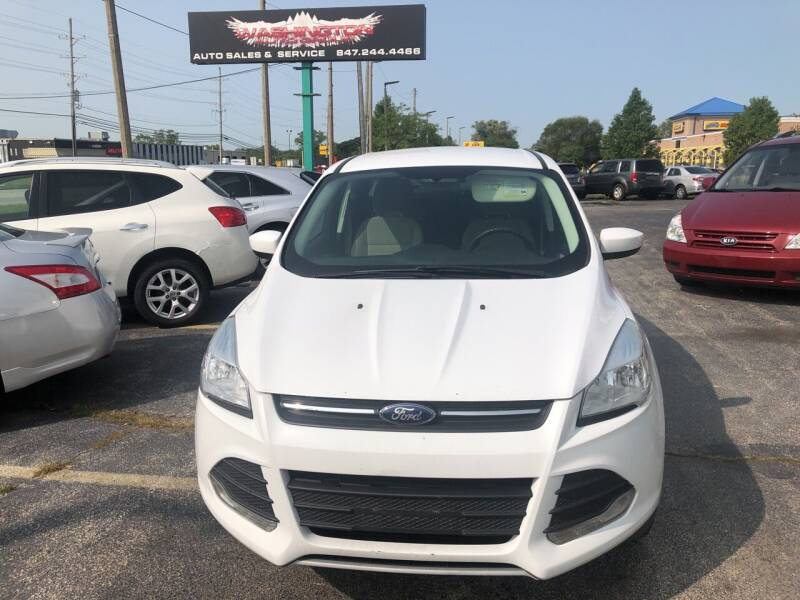 2013 Ford Escape for sale at Washington Auto Group in Waukegan IL