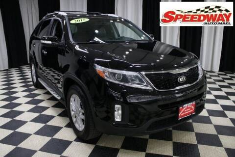2015 Kia Sorento for sale at SPEEDWAY AUTO MALL INC in Machesney Park IL