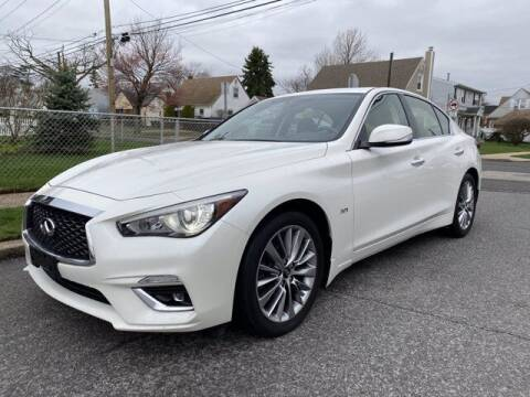 2018 Infiniti Q50 for sale at CERTIFIED LUXURY MOTORS OF LITTLE NECK in Little Neck NY
