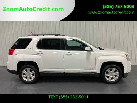 2014 GMC Terrain for sale at ZoomAutoCredit.com in Elba NY