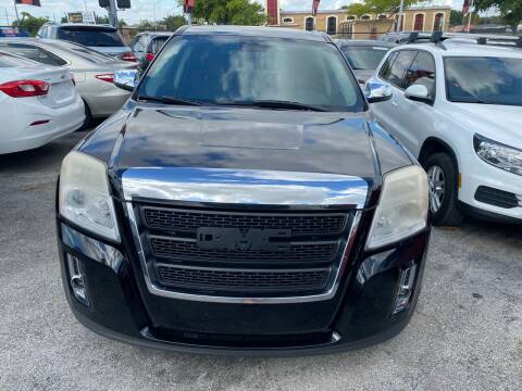 2012 GMC Terrain for sale at America Auto Wholesale Inc in Miami FL