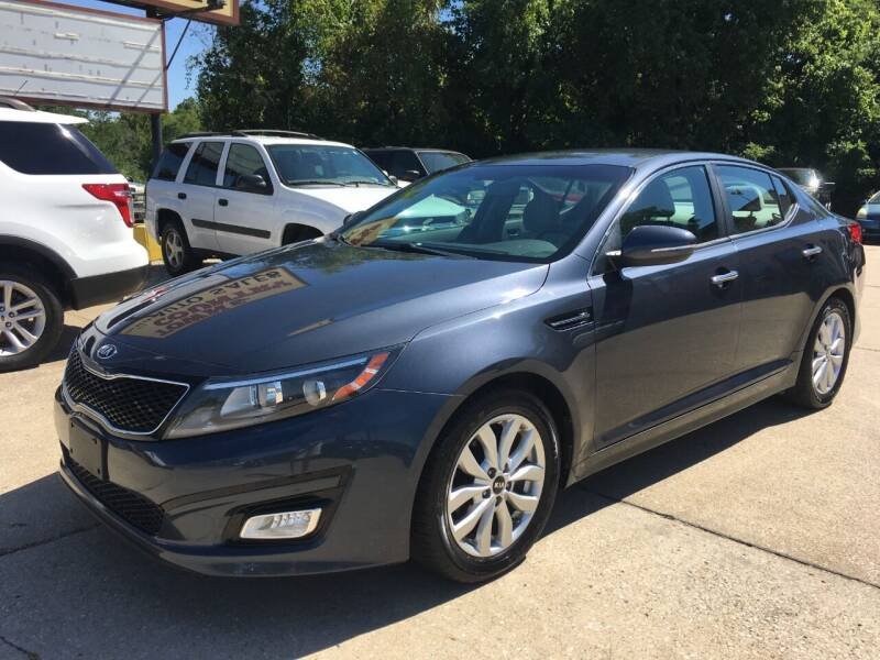 2015 Kia Optima for sale at Town and Country Auto Sales in Jefferson City MO