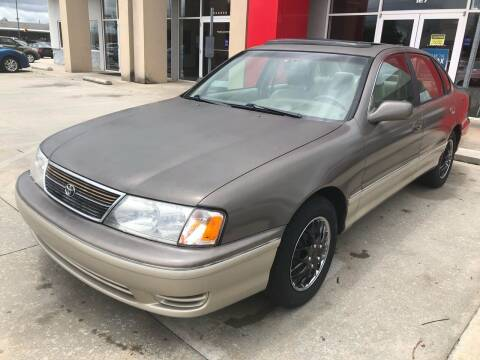 1999 Toyota Avalon for sale at Thumbs Up Motors in Warner Robins GA