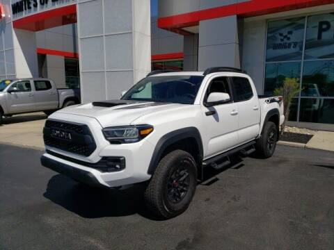 2021 Toyota Tacoma for sale at White's Honda Toyota of Lima in Lima OH