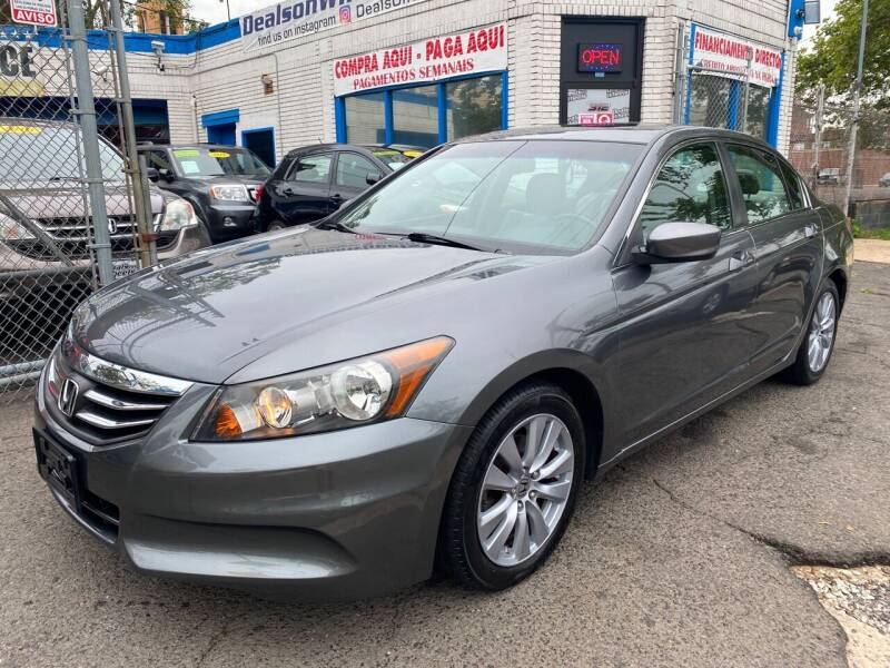 2011 Honda Accord for sale at DEALS ON WHEELS in Newark NJ
