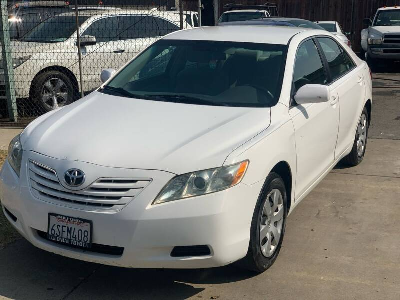 2009 Toyota Camry for sale at River City Auto Sales Inc in West Sacramento CA