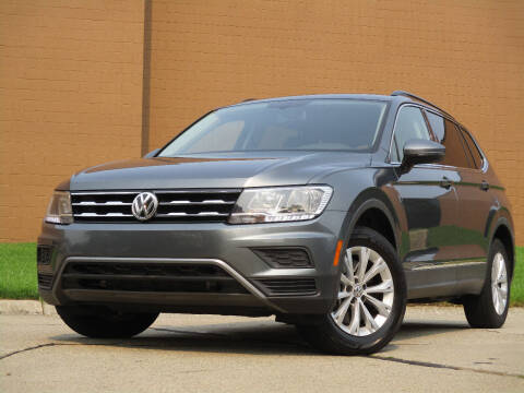 2018 Volkswagen Tiguan for sale at Autohaus in Royal Oak MI