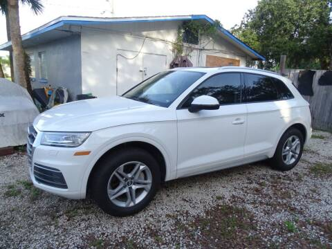 2018 Audi Q5 for sale at Park Avenue Motors in New Smyrna Beach FL