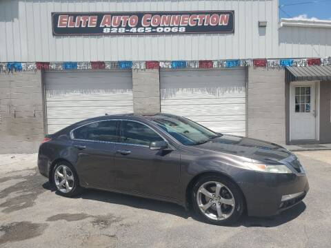 2010 Acura TL for sale at Elite Auto Connection in Conover NC