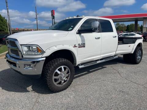 2016 RAM Ram Pickup 3500 for sale at Modern Automotive in Boiling Springs SC