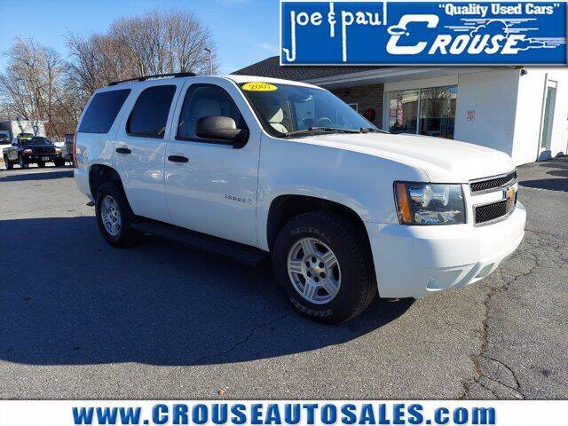 2007 Chevrolet Tahoe for sale at Joe and Paul Crouse Inc. in Columbia PA