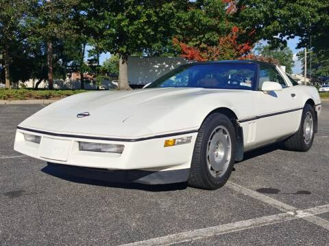 1985 Chevrolet Corvette for sale at Viking Auto Group in Bethpage NY