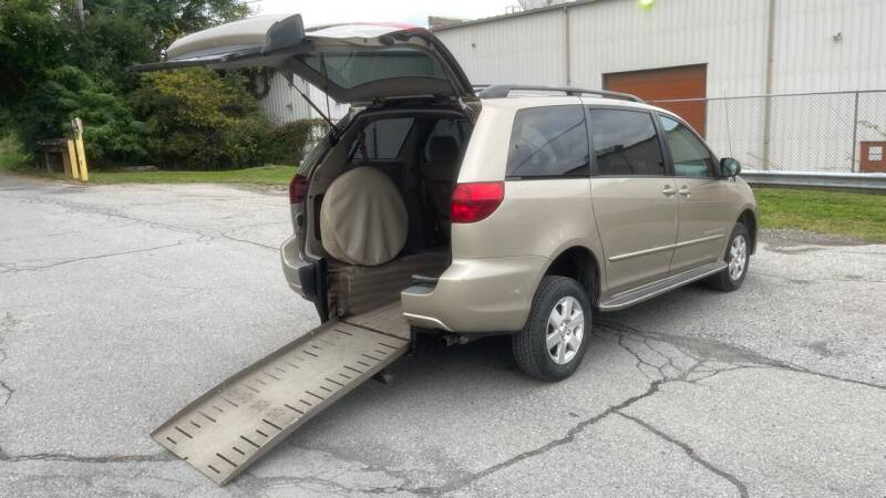 2005 Toyota Sienna for sale at Mobility Solutions in Newburgh NY