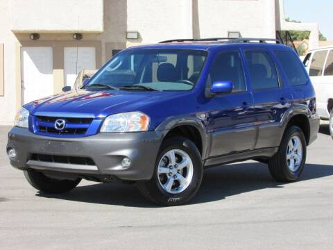 2006 Mazda Tribute for sale at Best Auto Buy in Las Vegas NV