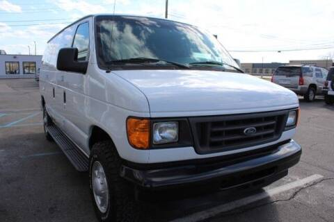 2007 Ford E-Series Cargo for sale at B & B Car Co Inc. in Clinton Twp MI