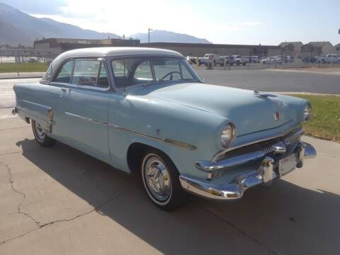 1953 Ford Crown Victoria for sale at Classic Car Deals in Cadillac MI