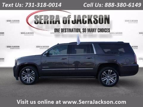 2018 GMC Yukon XL for sale at Serra Of Jackson in Jackson TN