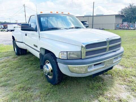 1995 Dodge Ram Pickup 3500 for sale at Scruggs Motor Company LLC in Palatka FL