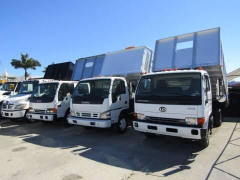 2008 Isuzu NPR-HD for sale at AML AUTO SALES - Dump Trucks in Opa-Locka FL