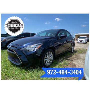 2016 Scion iA for sale at AUTO-MEX in Caddo Mills TX