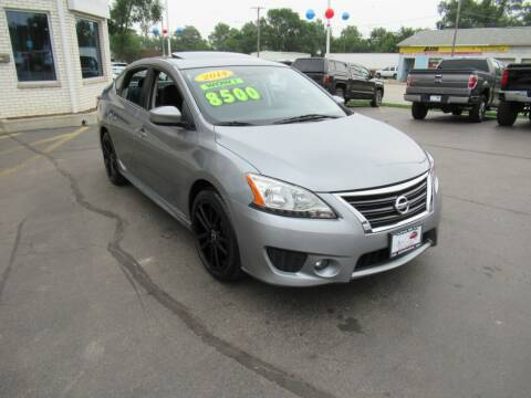 2014 Nissan Sentra for sale at Auto Land Inc in Crest Hill IL