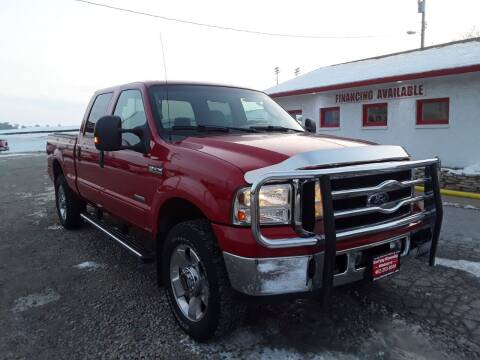2007 Ford F-250 Super Duty for sale at Sarpy County Motors in Springfield NE