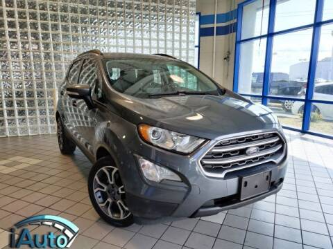 2018 Ford EcoSport for sale at iAuto in Cincinnati OH