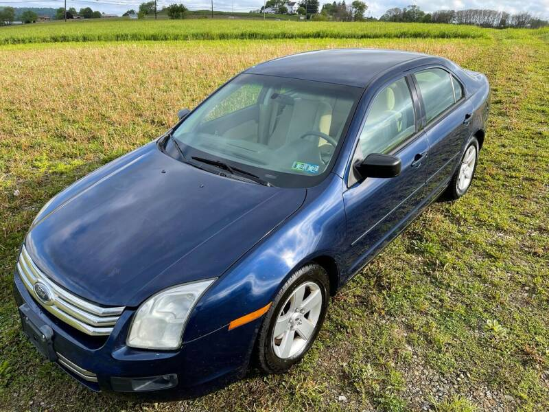 2006 Ford Fusion for sale at Linda Ann's Cars,Truck's & Vans in Mount Pleasant PA