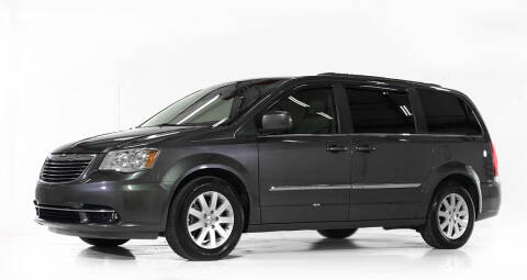 2016 Chrysler Town and Country for sale at Houston Auto Credit in Houston TX