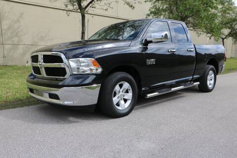 2016 RAM Ram Pickup 1500 for sale at Ven-Usa Autosales Inc in Miami FL