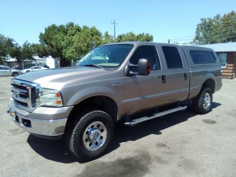 2006 Ford F-250 Super Duty for sale at Larry's Auto Sales Inc. in Fresno CA