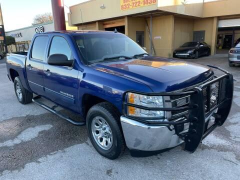 2013 Chevrolet Silverado 1500 for sale at Austin Direct Auto Sales in Austin TX