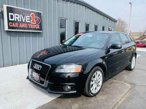 2012 Audi A3 for sale at Drive 1 Car & Truck in Springfield OH