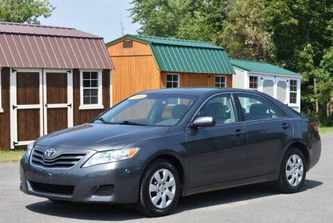 2010 Toyota Camry for sale at GREENPORT AUTO in Hudson NY