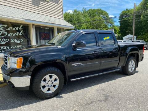 2013 GMC Sierra 1500 for sale at Real Deal Auto Sales in Auburn ME