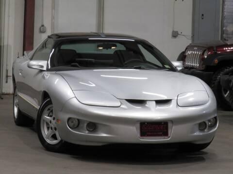2002 Pontiac Firebird for sale at CarPlex in Manassas VA