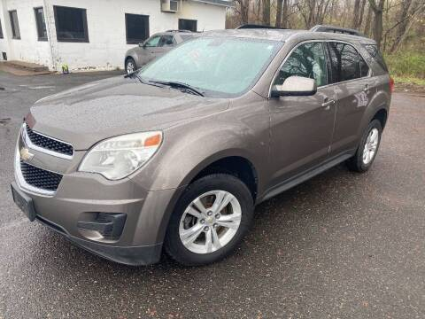 2011 Chevrolet Equinox for sale at East Windsor Auto in East Windsor CT