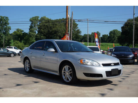 2014 Chevrolet Impala Limited for sale at Sand Springs Auto Source in Sand Springs OK